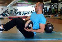 Sağlık Topu Hareketler Egzersizler